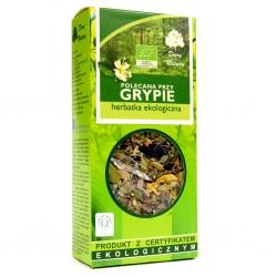Polecana przy GRYPIE herbatka ekologiczna// Dary Natury