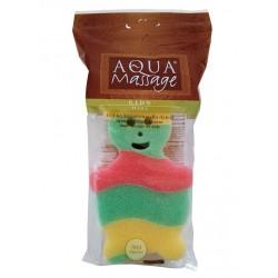DADA delikatna gąbka dla dzieci// Aqua Massage