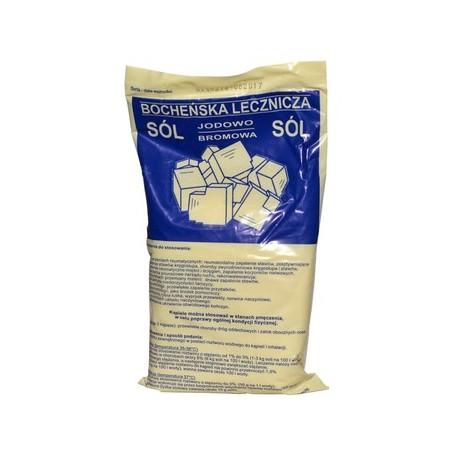 Bocheńska sól lecznicza jodowo-bromowa// Proszek krystaliczny