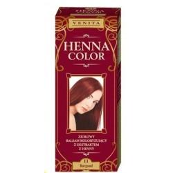 Zobacz większe VENITA HENNA COLOR// Ziolowy balsam koloryzujacy // BURGUND 11