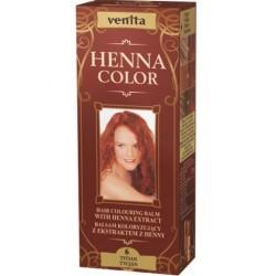 VENITA HENNA COLOR// Ziolowy balsam koloryzujacy// TYCJAN 6