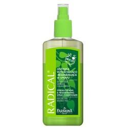 Farmona RADICAL  Odzywka Wzmacniajaco-Regenerujaca w Sprayu // do wlosow cienkich i delikatnych // kwiat lipy ekstrakt