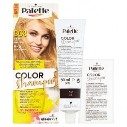 PALETTE COLOR SHAMPOO 308 ZLOTY BLOND