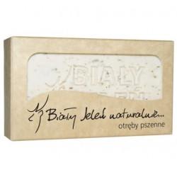BIALY JELEN hipoalergiczne mydlo z ekstraktem z otrebow pszennych