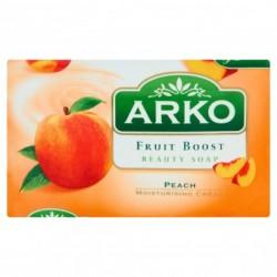 ARKO - Mydlo kosmetyczne z kremem nawilzajacym -brzoskwiniowe