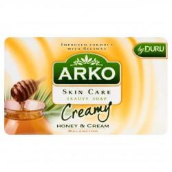 ARKO Rownowazace mydlo kosmetyczne- Miod i Krem $1.50