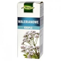KROPLE WALERIANOWE HERBAPOL//38ml