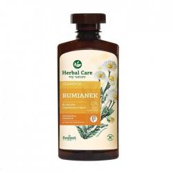 Farmona Herbal Care Szampon RUMIANEK do wlosow rozjasnionych i blond / 0% barwnikow, parabenow,alkoholu etylowego