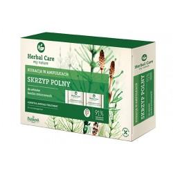 Farmona Herbal Care // Kuracja w ampulkach SKRZYP POLNY do wlosow bardzo zniszczonych / 91% naturalnych skladnikow