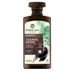 Farmona Herbal Care // Szampon CZARNA RZEPA // Do wlosow wypadajacych // 0 % barwnikow, parabenow