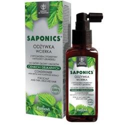 Farmona Saponics /Odzywka wcierka z wyciagiem z pokrzywy i mydlnicy lekarskiej /do skory glowy i wlosow cienkich, delikatnych