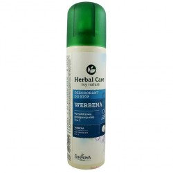 Herbal Care - Dezodorant do stop WERBENA // Kompleksowa pielegnacja stop 8w1