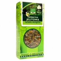 JELITOWA herbatka ekologiczna// Dary Natury