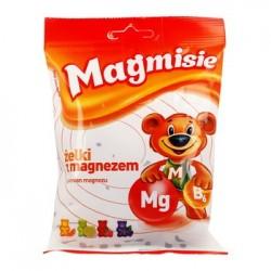 MAGMISIE Zelki z magnezem dla dzieci
