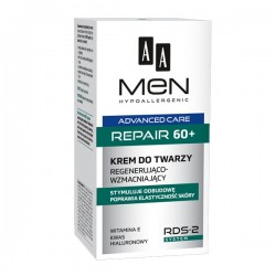 AA REPAIR 60+// Krem do twarzy Regenerujaco-Wzmacniajacy