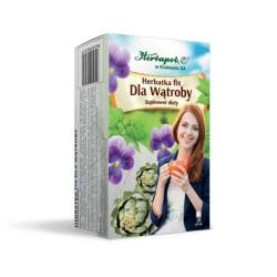 Herbatka fix DLA WATROBY // Herbapol