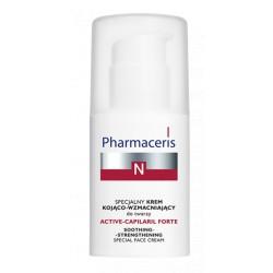 ERIS PhN ACTIVE-CAPILARIL FORTE // Specjalny  krem kojaco-wzmacniajacy do twarzy // zmniejsza trwale zaczerwienienia
