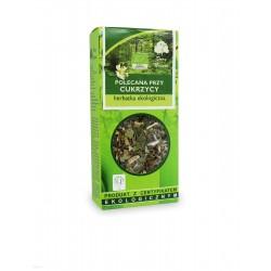 Polecana przy Cukrzycy Herbatka ekologiczna // Dary Natury