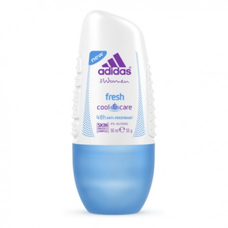 Adidas Fresh Cool& Care// 48h Anti - Perspirant roll On
