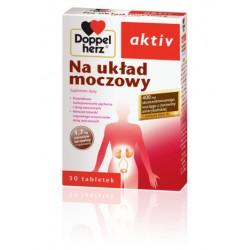 Doppel Herz Aktiv Na uklad moczowy// Suplement diety. 30 tabletek