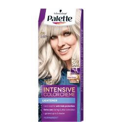 PALETTE INTENSIVE COLOR C9 Srebrzysty blond // Maksymalnie lsniacy kolor,rozjasniacz do 2 tonow