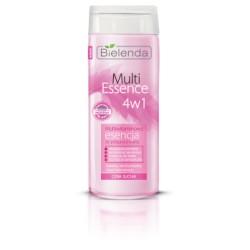 Bielenda Multi Essence 4w1 /Multiwitaminowa esencja do pielegnacji twarzy/Cera sucha/Pielegnuje,regeneruje,tonizuje,oczyszcza