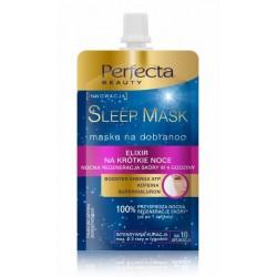 Perfecta SLEEP MASK- maska na dobranoc / Elixir na krotkie noce, Nocna regeneracja skory w 4 godziny