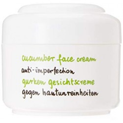 Ziaja- Cucumber Face Cream // Anti-imperfection , oily & combination skin