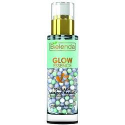 Bielenda Make-Up GLOW ESSENCE // Tonujaca Baza Pod Makijaz // wyrownanie kolorytu