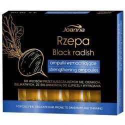 Joanna Rzepa Ampulki wzmacniajace do wlosow przetluszczajacych sie,cienkich,delikatnych,ze sklonnoscia do lupiezu i wypadania