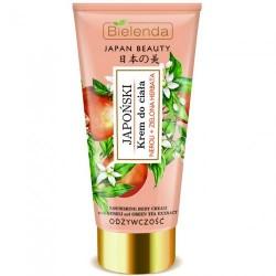 Bielenda JAPAN BEAUTY // Japonski Krem do Ciala // neroli + zielona herbata // odzywczosc // 200ml