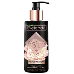 Bielenda CAMELLIA OIL // Luksusowy Olejek do mycia twarzy // olej z kamelii, olej z opuncji figowej