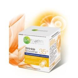 GARNIER SKIN NATURALS wrinkle smoother 35+ p/zmarszczkowy krem na noc