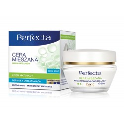 DAX Perfecta CERA MIESZANA // Krem matujacy, formula dotleniajaca DZIEN/NOC // Bez parabenow!