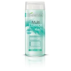 Bielenda Multi Essence 4w1 /Multiwitaminowa esencja do pielegnacji twarzy/Cera mieszana/Pielegnuje,regeneruje,tonizuje,oczyszcza