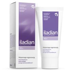 ILADIAN 40+ // Zel do Higieny Intymnej // regeneruje, chroni strefy intymne, dziala nawilzajaco, utrzymuje prawidlowe pH