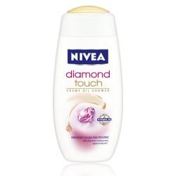 NIVEA Kremowy olejek pod prysznic DIAMOND TOUCH // Blask diamentu i ekskluzywny zapach bialej kalii