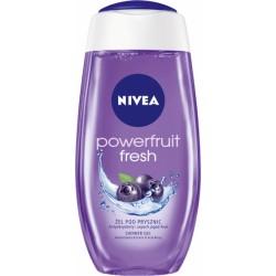 NIVEA Zel pod prysznic POWERFRUIT FRESH // Antyoksydanty i zapach jagod Acai