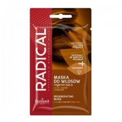 Farmona Radical MASKA DO WLOSOW Regenerujaca // wlosy suche i lamliwe // ceramidy, skrzyp polny, ziarna pszenicy.