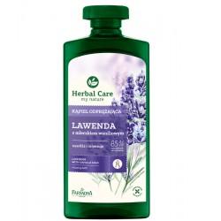 Farmona Herbal Care // Kapiel Odprezajaca LAWENDA z mleczkiem waniliowym // nawilza, relaksuje // 85% naturalnych skladnikow
