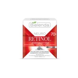 Bielenda Neuro Retinol 70+ / Regenerujacy KREM- koncentrat przeciwzmarszczkowy dzien/noc poltlusty