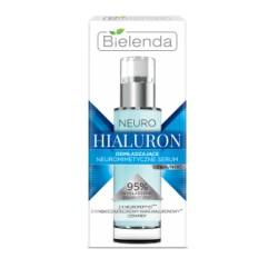 Bielenda NEURO HIALURON // Odmladzajace neuromimetyczne serum / 95% wygladzenie zmarszczek / dzien/noc