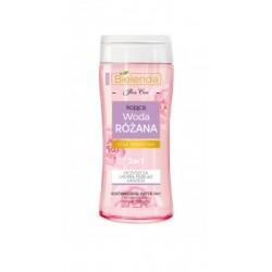 Bielenda Rose Care // Kojaca woda rozana 3w1 // Oczyszcza, usuwa makijaz,lagodzi // Cera wrazliwa