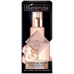 Bielenda CAMELLIA OIL // Luksusowe Serum Odmladzajace w Mikroperlach // olej z kamelii, peptydy, trehaloza