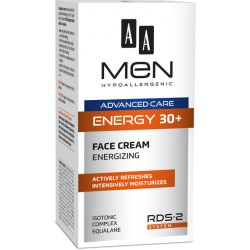 AA MEN ENERGY 30+ // Krem do twarzy energizujacy