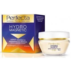 Perfecta Hydro Magnetic // Hiper nawilzenie, regeneracja,energia, maska memory shape // aqua energy, witaminy