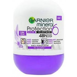 GARNIERmineral//protection//SKIN+CLOTHES // roll-on