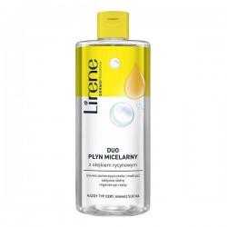 Lirene DUO PLYN MICELARNY // usuwa zanieczyszczenia, odzywia i regeneruje // kazdy typ cery, rowniez sucha