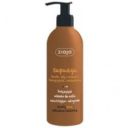 Ziaja CUPUACU Bronzing Body Lotion // skin regeneration // moisturizing & nourishing // 300ml