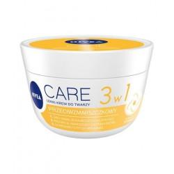 Nivea Care // Lekki krem przeciwzmarszczkowy //Filtry UV, Witamina E // Kazdy typ cery // 100ml